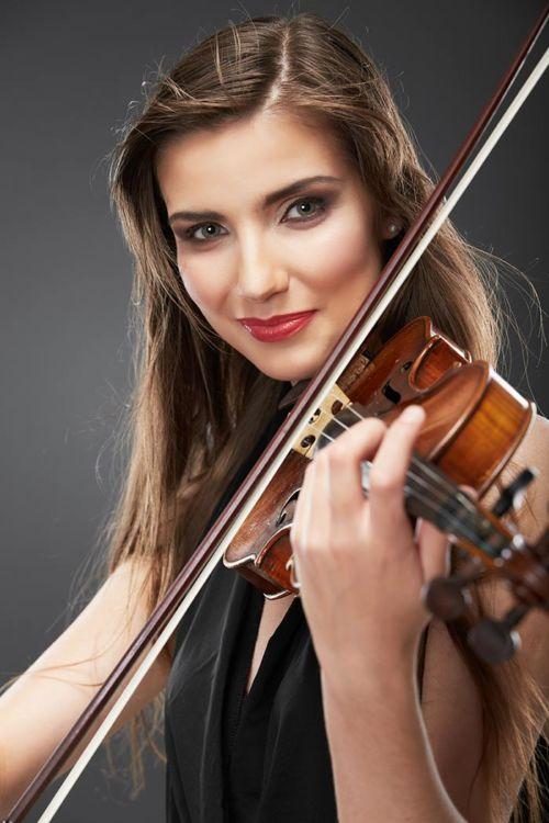 Single violin lesson gift voucher