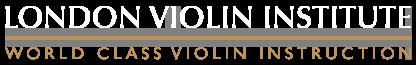 Violin Institute London Logo