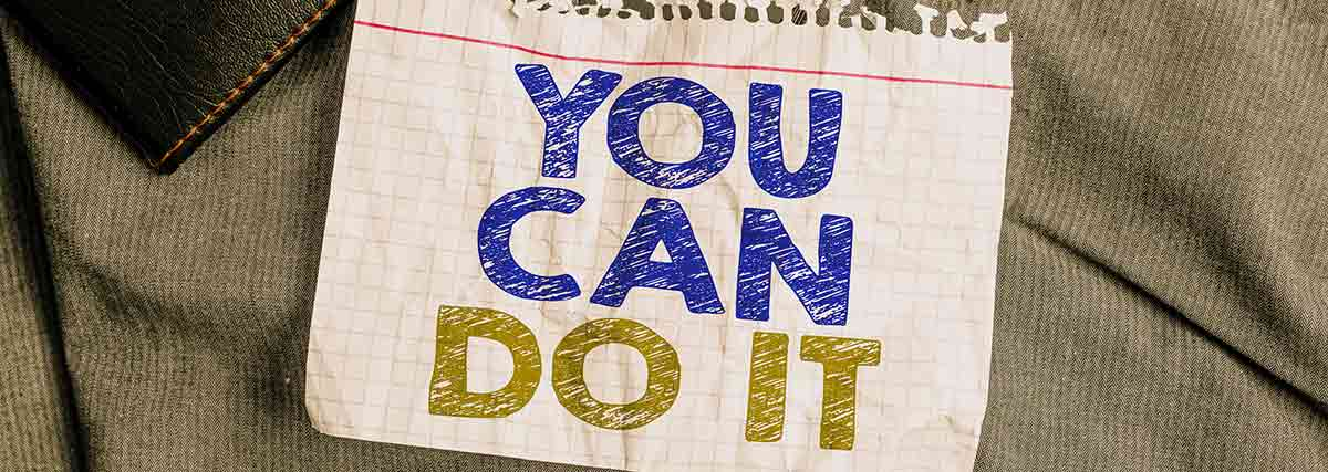 you can do it writing on a paper
