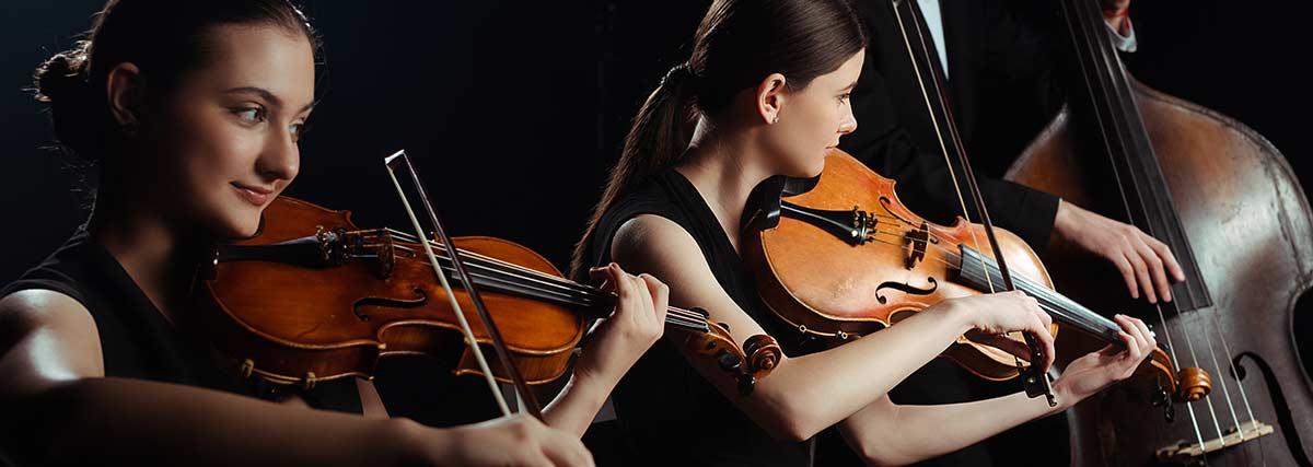 string-ensemble-playing